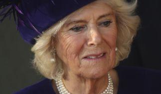 Herzogin Camilla sah sich mit wilden Gerüchten einer Ehe-Krise konfrontiert. (Foto)