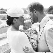 """Nicht Prinz Charles! Harrys """"echter Vater"""" ist Taufpate von Archie (Foto)"""