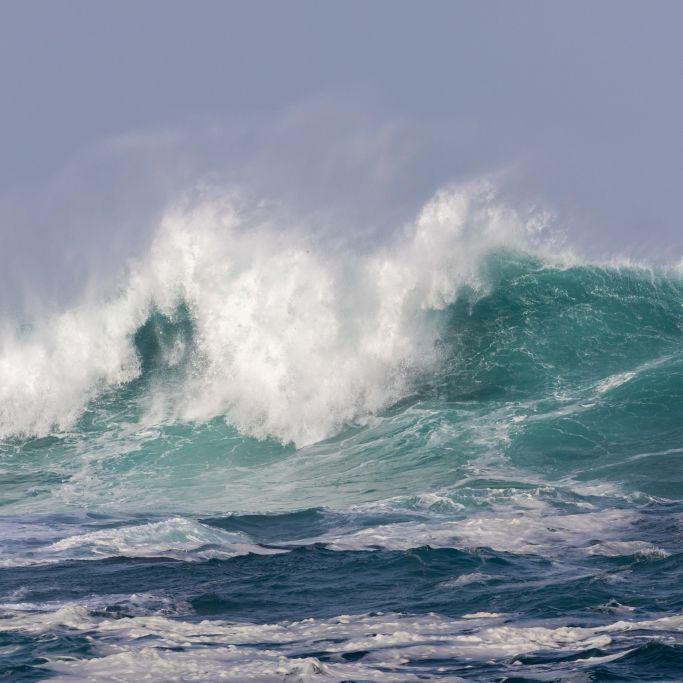 Monsterwellen und Schneehorror! Sturmtief Gloria wütet über Südeuropa (Foto)