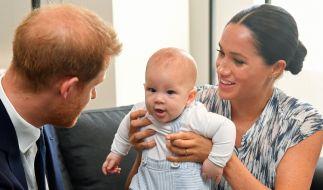 Ein Shitstorm auf Twitter stellte die Frage: Ist Herzogin Meghan Markle etwa eine schlechte Mutter für Baby Archie? (Foto)