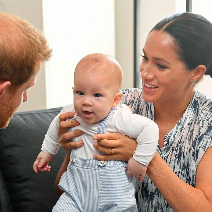 Wirbel um DIESE Archie-Bilder! Ist Meghan eine schlechte Mutter? (Foto)