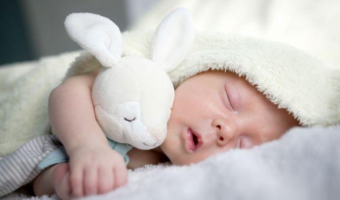 Promille-Baby geboren