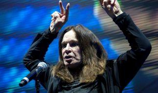 Ozzy Osbourne hat Parkinson. (Foto)