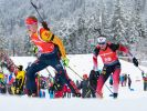 Biathlon Weltcup 2020 -Ergebnisse aus Pokljuka