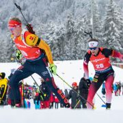 Herrmann in Damen-Massenstart nur 15., Schwedin Öberg holt Sieg in Slowenien (Foto)