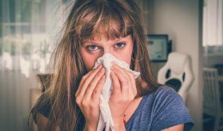 Die Grippewelle 2020 rollt über Deutschland. (Foto)