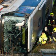 Anwohnerin hörte Kinder-Schreie - DARUM nahm der Fahrer die Todesroute (Foto)