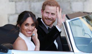 So kompliziert haben sich Meghan Markle und Prinz Harry die Beantragung ihrer Markenrechte wohl nicht vorgestellt. (Foto)