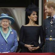 Zerbricht die Monarchie am Megxit? Dunkle Zukunft nach royaler Trennung (Foto)