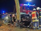 Tödlicher Autounfall bei Bremen