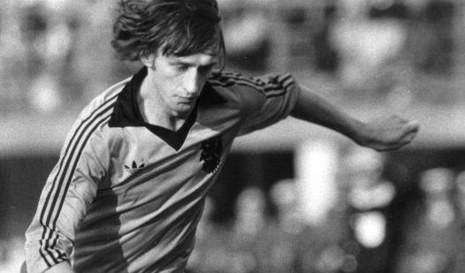 Rob Rensenbrink, niederländischer Fußballer (03.07.1947 - 24.01.2020)