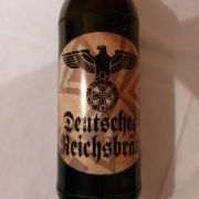 Getränkehändler verkauft Nazi-Bier - die Polizei ermittelt (Foto)