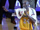 Der ehemalige Basketballprofi Kobe Bryant ist im Alter von 41 Jahren bei einem Hubschrauberabsturz tödlich verunglückt. (Foto)