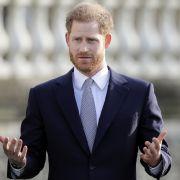 Plötzlich Handwerker? Neuer Job für Prinz Harry nach seiner Trennung (Foto)