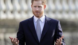 Hat Prinz Harry nach dem Megxit bereits einen neuen Job gefunden? Bei Twitter ist bereits für Spott gesorgt. (Foto)