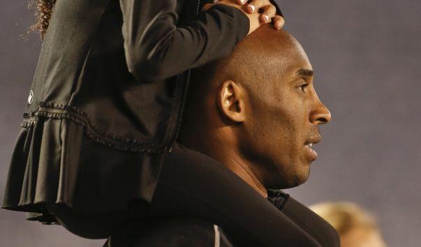 Kobe Bryant, US-amerikanische Basketball-Legende (23.08.1978 - 26.01.2020) und Gianna Maria Onore Bryant (01.05.2006 - 26.01.2020) (Foto)