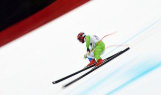 Im Ski-alpin-Weltcup 2019/20 der Herren stehen vom 1. bis 2. Februar 2020 Abfahrt und Riesenslalom in Garmisch-Partenkirchen auf dem Programm. (Foto)