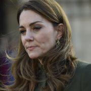 Hochemotional! Hier kämpfte Herzogin Kate mit den Tränen (Foto)