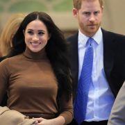SO könnten die Royals nach dem Megxit Millionen bunkern (Foto)