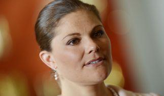 Kronprinzessin Victoria von Schweden musste ihre Reisepläne notgedrungen ändern. (Foto)