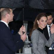 Ehe-Krise? Hier zeigte sich Herzogin Kate OHNE Verlobungsring (Foto)
