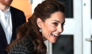 Ist Kate Middleton etwa wieder schwanger? (Foto)