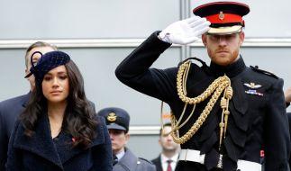 Hat die Ehe von Meghan Markle und Prinz Harry aus astrologischer Sicht eine Zukunft? (Foto)
