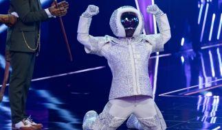 """In der ersten Staffel von """"The Masked Singer"""" gewann der Astronaut alias Max Mutzke. (Foto)"""