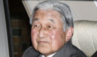 Große Sorge um Japans ehemaligen Kaiser Akihito: Der 86-Jährige habe in seiner Residenz in Tokio vorübergehend das Bewusstsein verloren und sei kollabiert. (Foto)