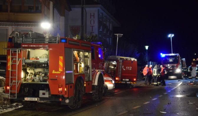 Horror-Unfall in Südtirol