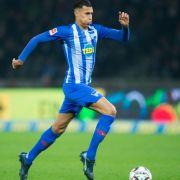 Davie Selke, Spieler des Fußballbundesligisten Hertha BSC, steht offenbar vor einem Wechsel zu Werder Bremen.