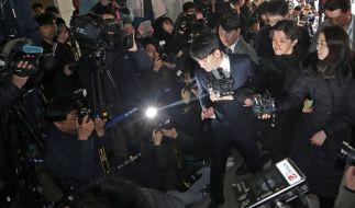 Sänger Seungri soll Prostituierte potenziellen Investoren zugeführt haben. (Foto)