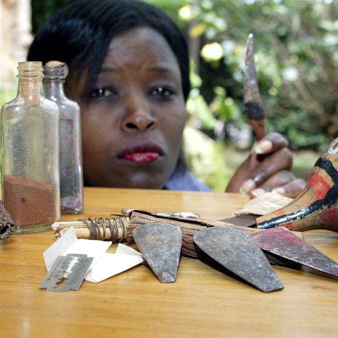 Mädchen (12) tot nach Genitalverstümmelung (Foto)