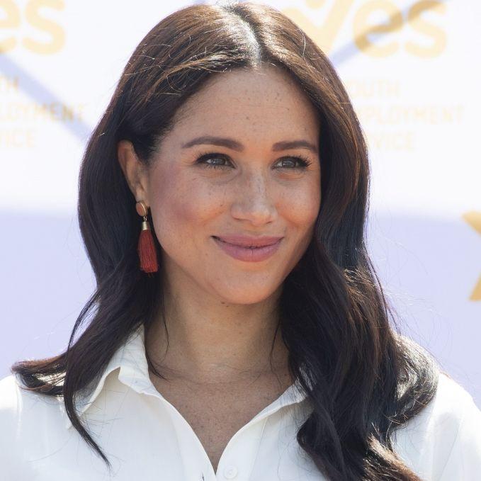 Busen-Kracher! HIER zeigt sich Herzogin Meghan gar nicht royal (Foto)