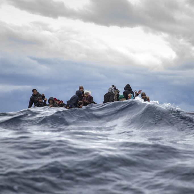 EU warnt vor gewaltiger Flüchtlingswelle aus Libyen (Foto)