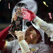 Quarterback Mahomes führt Kansas City Chiefs zum Super-Bowl-Sieg (Foto)