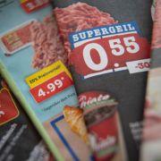 Riesiger Zoff um Lebensmittelpreise! Wird unser Essen jetzt teurer? (Foto)