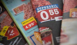 Die Diskussion um Billig-Lebensmittel ist entbrannt: Werden Lebensmittel jetzt teurer? (Symbolfoto) (Foto)