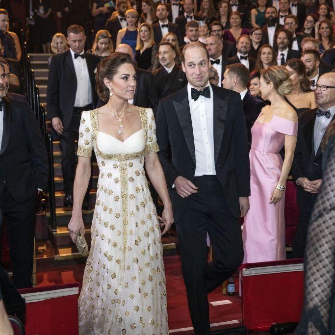 Bei DIESEM Witz fiel Herzogin Kate Middleton das Lachen schwer (Foto)