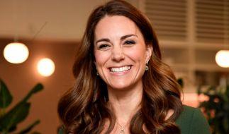 Kate Middleton soll bald die Baby-Bombe platzen lassen. (Foto)