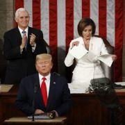 Zerreißprobe! SO demütigte sie den US-Präsidenten (Foto)