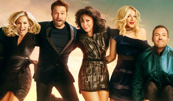 """Beverly Hills 90210""-Stars heute"