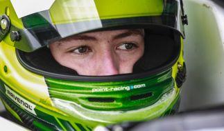 Michael Schumachers Neffe David Schumacher wird künftig in der Formel 3 seine Rennen bestreiten. (Foto)