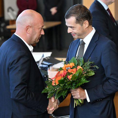 Wahl-Sensation in Thüringen!FDP-Kandidat ist neuer Ministerpräsident (Foto)