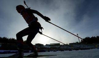 Die Biathlon-WM 2020 findet in Antholz statt. (Foto)
