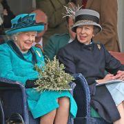 SO knapp entging die Tochter der Queen ihrer Entführung (Foto)