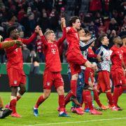 Bayern besiegt Hoffenheim, Saarbrücken bezwingt Karlsruhe (Foto)
