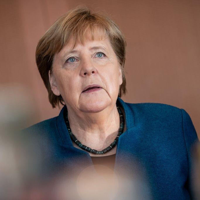 """Angela Merkel fordert Konsequenzen nach """"unverzeihlichem"""" Wahl-Schock (Foto)"""