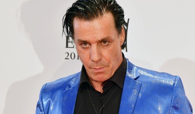 Till Lindemann in Porno-Video