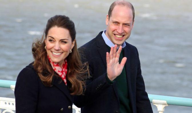 Herzogin Kate gerührt